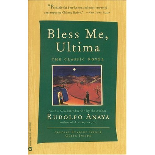 an analysis of bless me ultima by rudolfo anaya Bless me, ultima by: rudolfo anaya bless me, ultima students move into an active and engaging reading and analysis of the novel because.